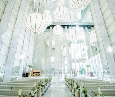 ONE voyage Church おふたりの旅の始まりを大阪ONEから☆