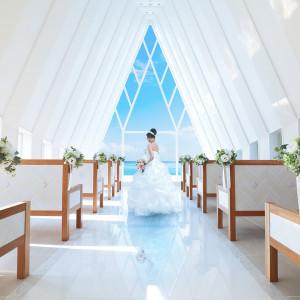 【東京サロン】沖縄で叶えるオーシャンビューチャペル挙式相談フェア♪