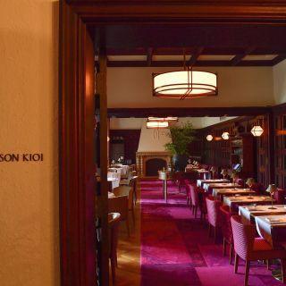 赤プリの伝統あるレストランで使える『ペアランチ券』を贈呈(6000円相当)