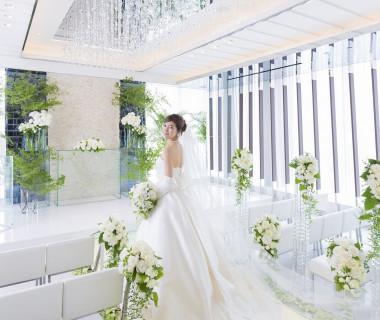 純白は花嫁の特権