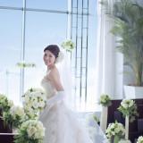 純白のドレスは花嫁の特権
