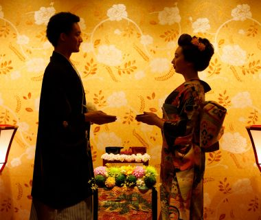 横濱祝言「水合わせの儀」