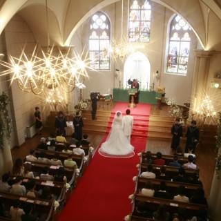 純白の大聖堂・クラシック大聖堂 選べる2つの大聖堂比較フェア