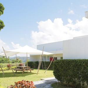 『ハレホク棟』は6室:14名様まで宿泊可能です♪|ナンマムイ ビーチハウスウェディングの写真(2448365)