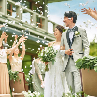 【和装&ドレスもどちらも着たい花嫁様へ】ドレス試着&演出体験