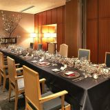 【近隣パーティ会場:ラリアンス(フランコジャポネ)】少人数会食はVIPな個室を貸切に。家族中心の和やかな会食ウェディングに。※人数/6~20名様