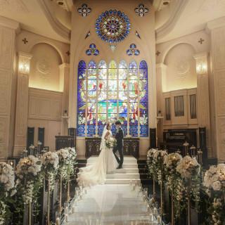 【駅近の本格教会を体験♪】憧れの大聖堂見学フェア