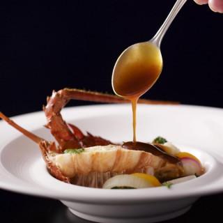 好評【日曜限定】2万円相当◆オマール海老×フォアグラ無料試食