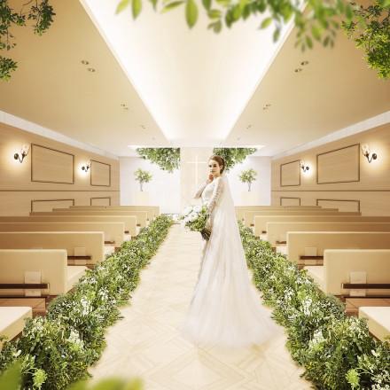 Chapel TENKEI & MARRY