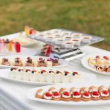 【ガーデンパーティ】人気のデザートビュッフエでおもてなし