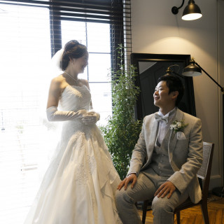 【1日1組様限定!!】先輩カップルをのぞく!婚礼直前会場コーデ見学