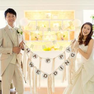 初来店限定特典★ブライダルエステ特別ご優待券プレゼント!