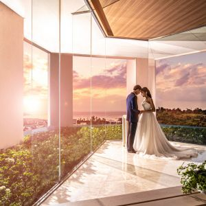 【全国10組特典付】結婚式から沖縄の事まで専任プランナーへお任せ!