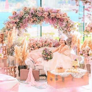 花嫁体験【憧れドレス×最新チャペル×2万円美食】3大体感フェア