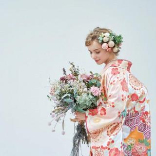【和装×ドレス◎和モダンW相談】江戸の伝統美体験×厳選試食