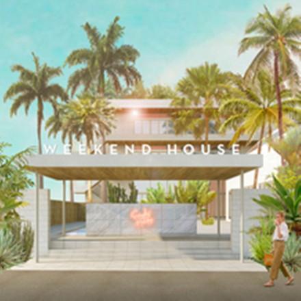 WEEKEND HOUSE  (ウィークエンドハウス)