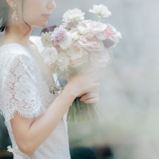 **生花ブーケor親御様贈呈用花束をプレゼント**
