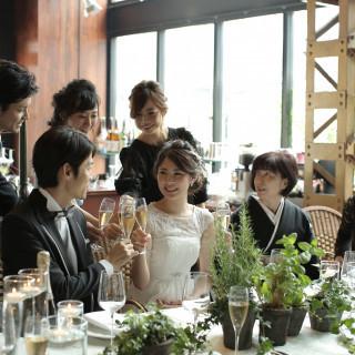6名〜♩挙式+食事会が175,780円〜叶う