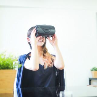 \バーチャル体験/VR動画を駆使した次世代会場見学