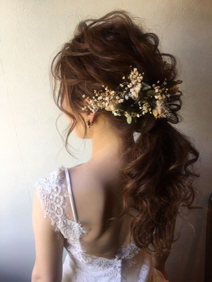 Natural Vintage Wedding!! @ Nest by The Sea