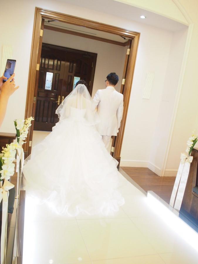 アットホームな結婚式