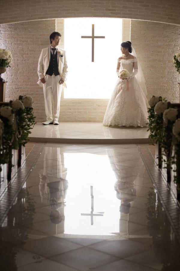 念願の結婚式ができました