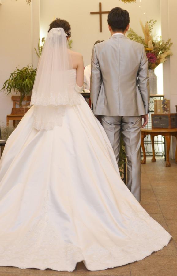緑豊かな会場でアットホームな結婚式