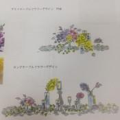 いか先生さんの装花の写真
