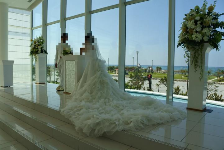 家族のみの結婚式