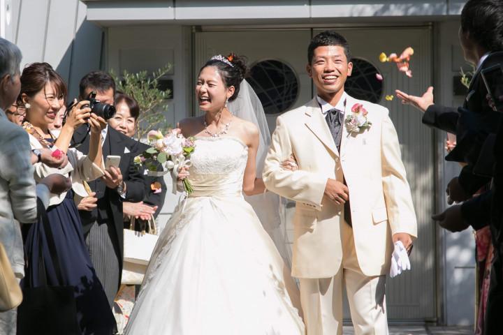 「テーマは森です!」快晴和歌山Wedding♡
