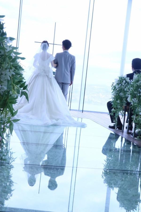 masa・aki weddingレポ