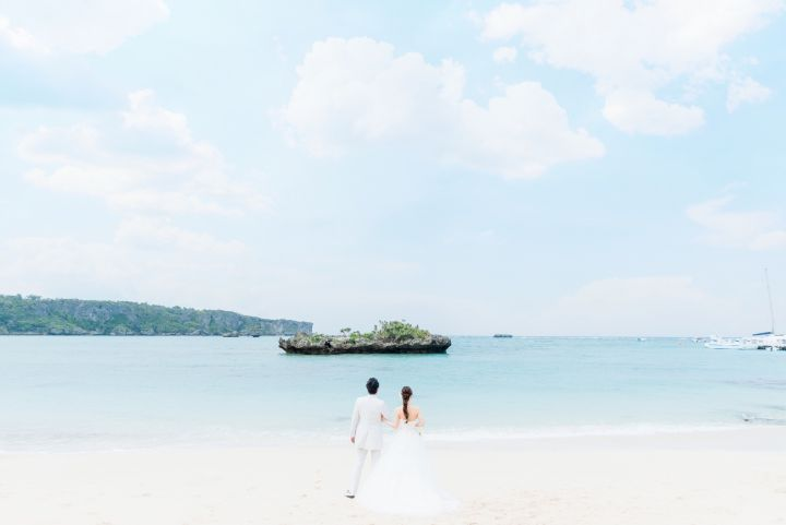 沖縄リゾート婚