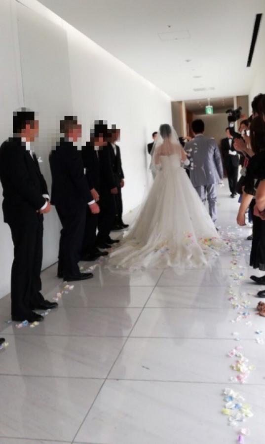 結婚式をして本当に良かったです
