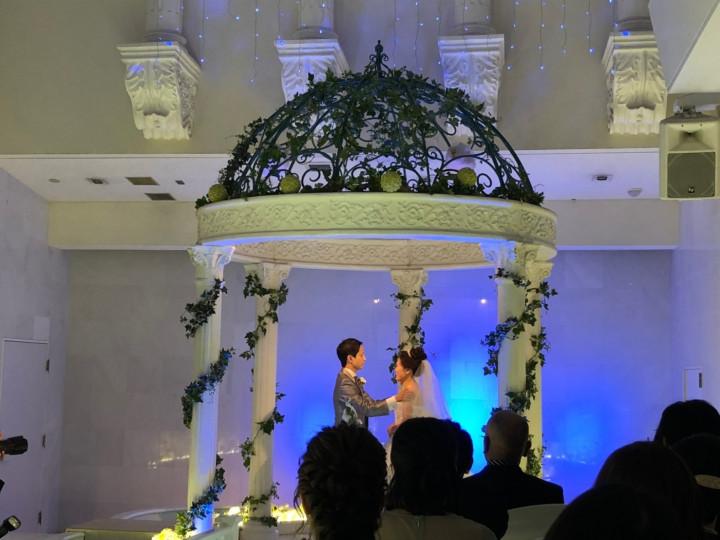 涙あり、笑顔あり、アットホームで幸せいっぱいな結婚式