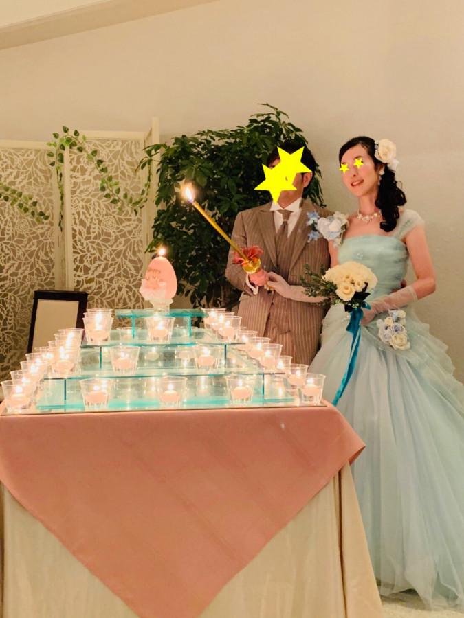 クラシカルで素敵な教会で理想の結婚式を実現出来ました