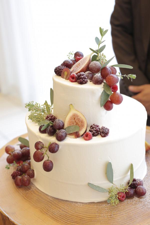 シンプルであたたかい結婚式になりました!