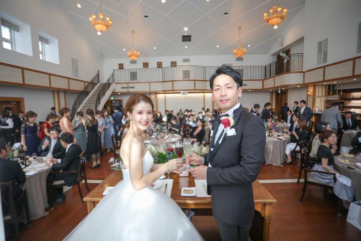 笑顔いっぱいMISSION WEDDING