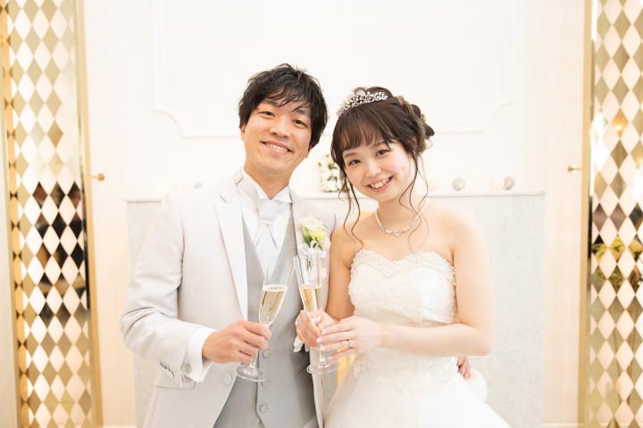 好きが詰まった結婚式