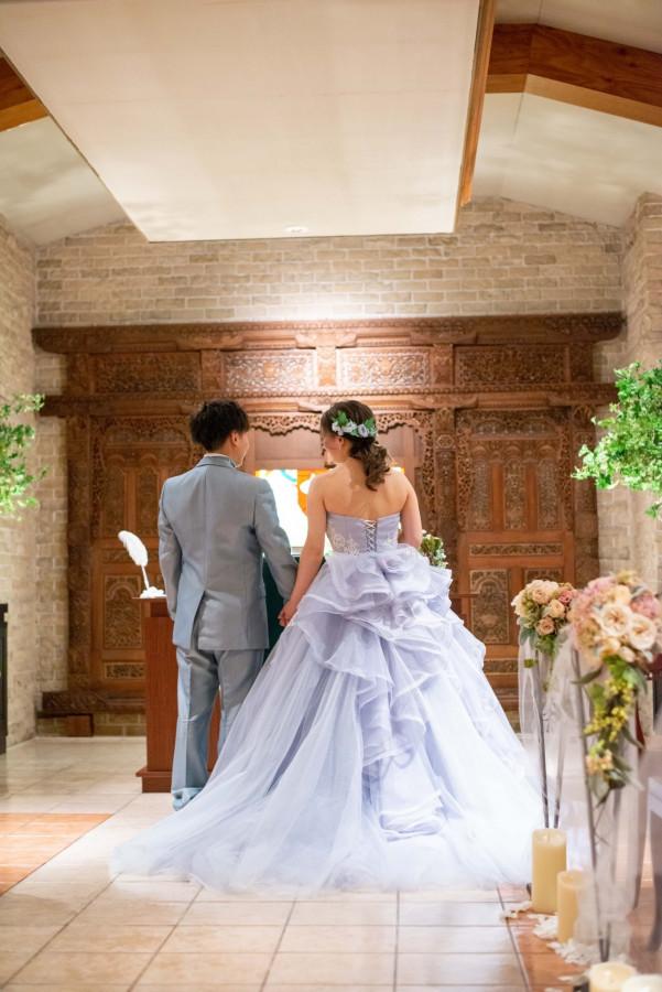 ワガママにこたえてくれる結婚式場