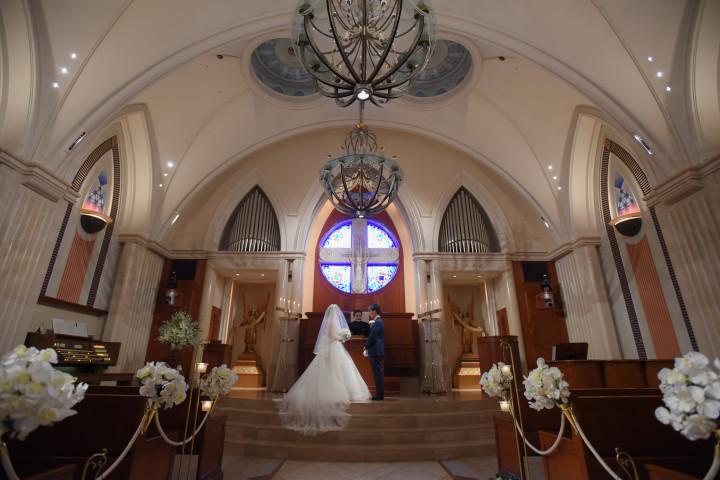アットホームな結婚式!!