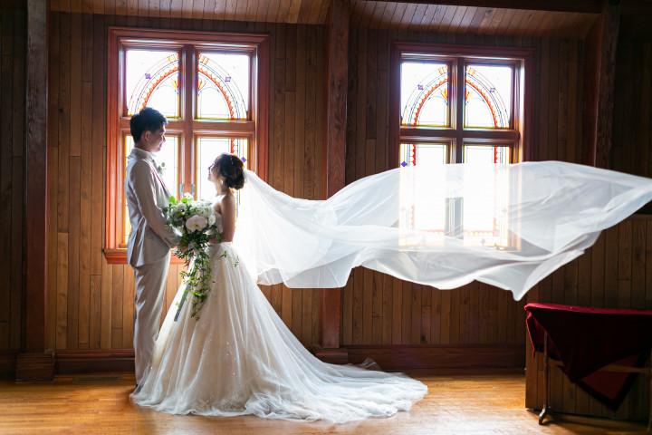 幸せが待ってた結婚式໒꒱