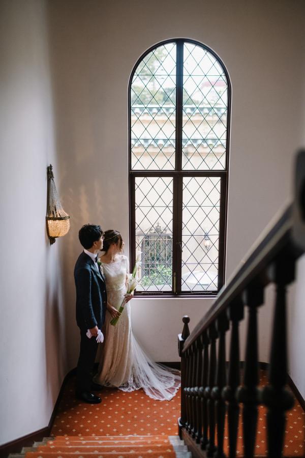 これからも縁が続いていくよう願いを込めた結婚式