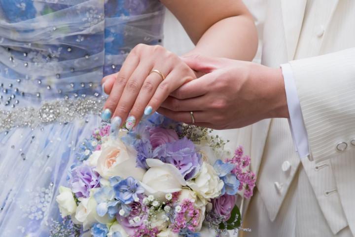 結婚式やってよかった。