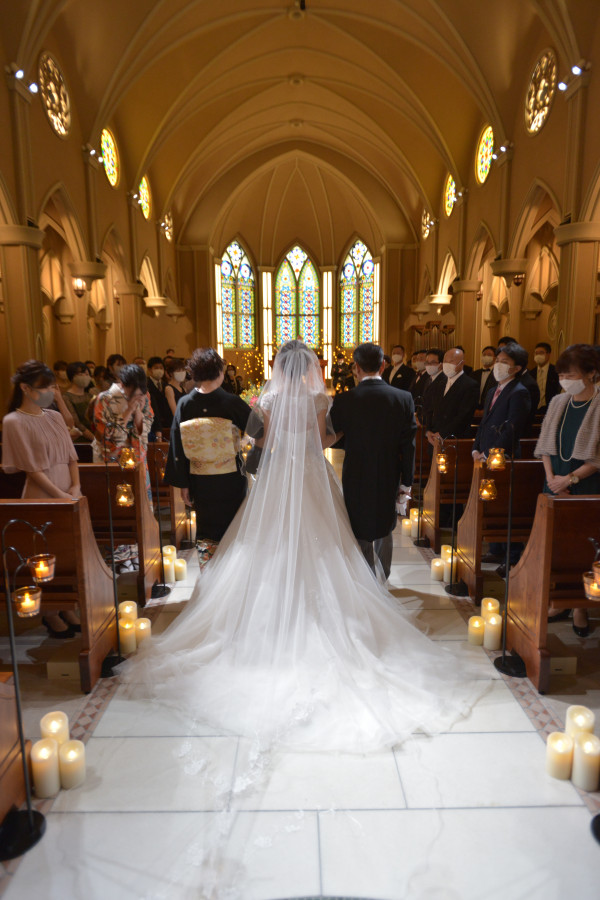 最高の結婚式 本当にあきらめなくてよかった!
