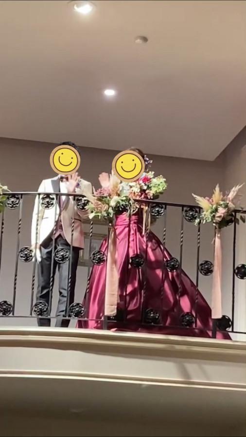 コロナ禍の親族結婚式