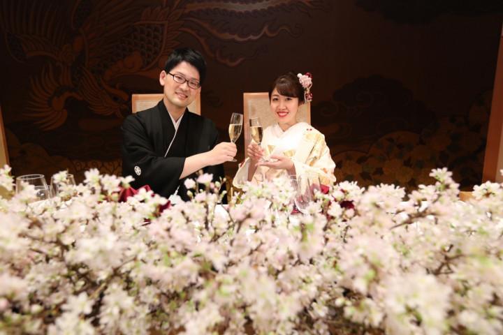 白鳳館で桜婚 〜おもてなしウェディング〜