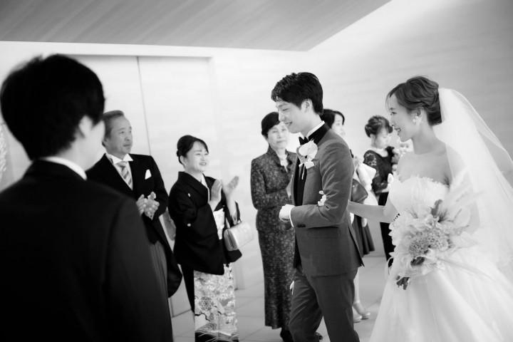 家族で丁寧に楽しめる小規模結婚式