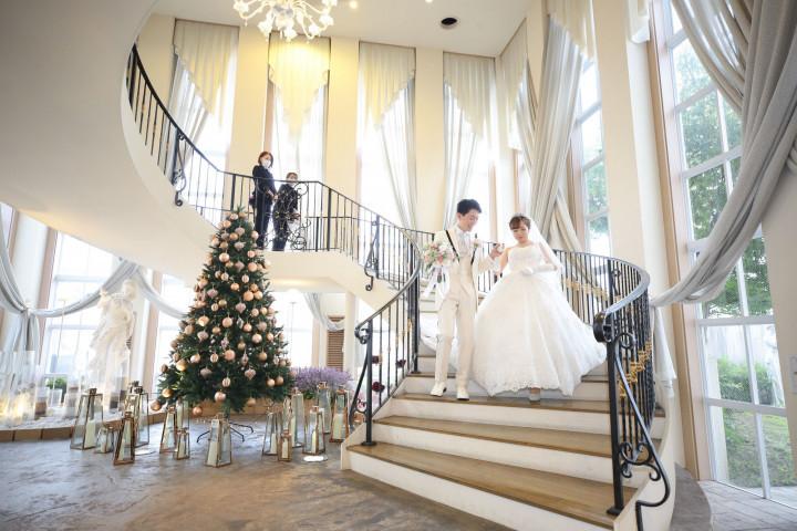Disney風結婚式