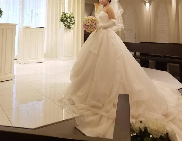 綺麗な会場で理想の結婚式ができました