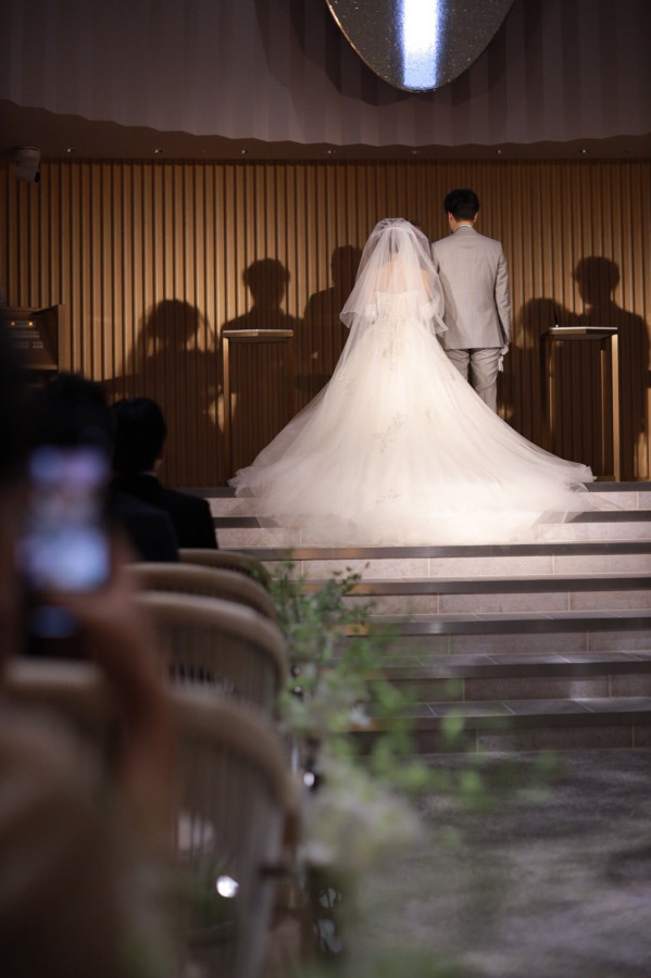 コロナ禍での結婚式、たくさん悩みましたが挙げてよかったです♡
